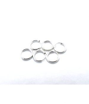 Σκουλαρίκια τύπου ''κρίκος'' ασήμι (2,00 Χ 12mm) ΚΑ 21