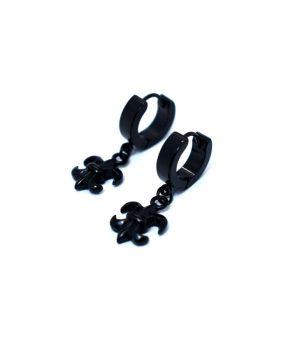 Σκουλαρίκια κρικάκια ''κρεμαστό'' ατσάλι (4,00Χ13mm) HEA691