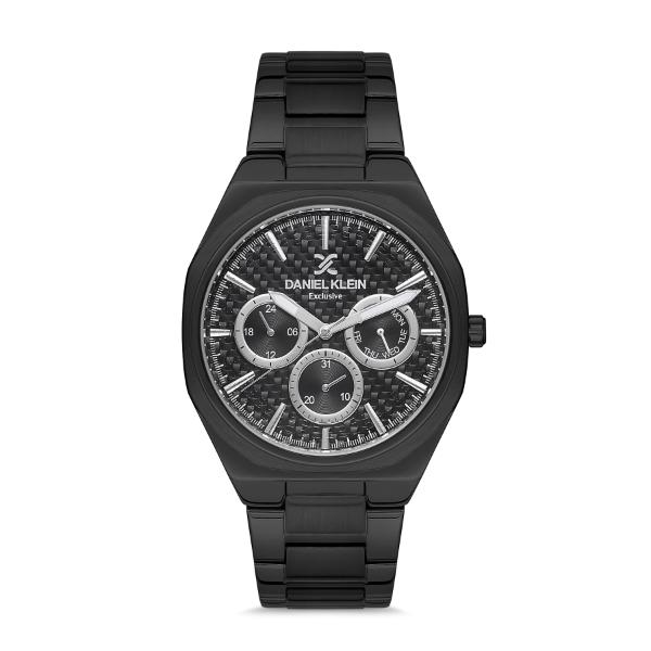 Ανδρικό ρολόι DANIEL KLEIN με μπρασελέ DK.1.12585-3
