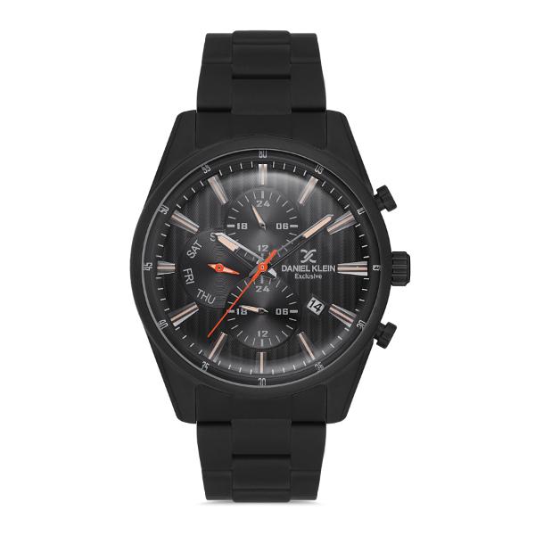 Ανδρικό ρολόι DANIEL KLEIN με μπρασελέ DK.1.12590-6