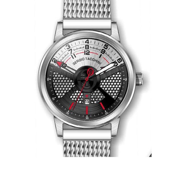 Ανδρικό ρολόι SERGIO TACCHINI με μπρασελέ ST.1.10007.1
