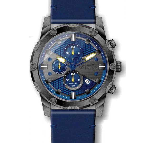 Ανδρικό ρολόι SERGIO TACCHINI με λουράκι ST.1.10074.4