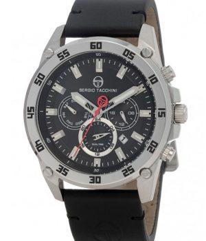 Ανδρικό ρολόι SERGIO TACCHINI με λουράκι ST.1.10078.1
