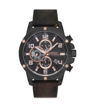 Ανδρικό ρολόι SERGIO TACCHINI με λουράκι ST.1.10139-3