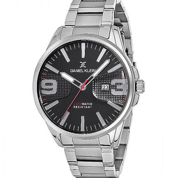 Ανδρικό ρολόι DANIEL KLEIN με μπρασελέ DK12150-6