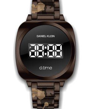 Ανδρικό ρολόι DANIEL KLEIN με μπρασελέ DK12253-6
