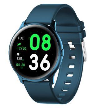 Ανδρικό ρολόι JAGA SMART με λουράκι JS11-ΜΠΛΕ