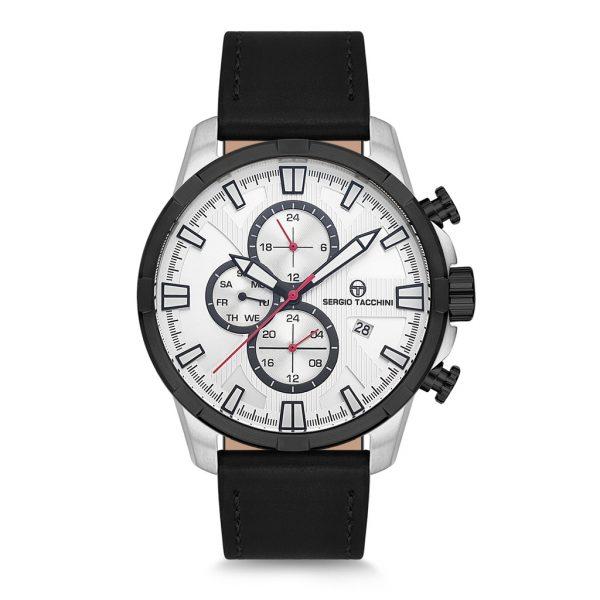 Ανδρικό ρολόι SERGIO TACCHINI με λουράκι ST.5.163.04