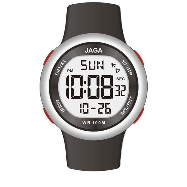 Ανδρικό ρολόι JAGA WATCHES με λουράκι M102X.A