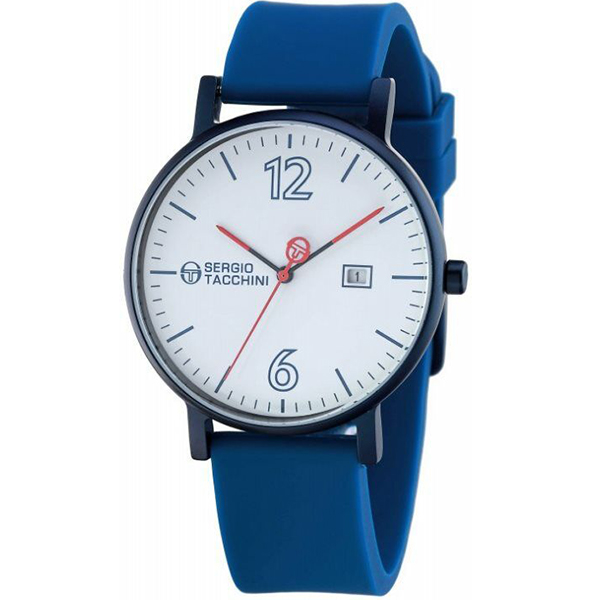Ανδρικό ρολόι SERGIO TACCHINI με λουράκι ST.1.10059.4