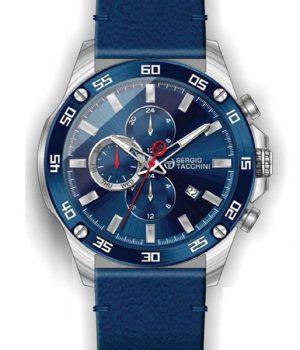 Ανδρικό ρολόι SERGIO TACCHINI με λουράκι ST.1.10041.2