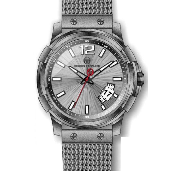 Ανδρικό ρολόι SERGIO TACCHINI με μπρασελέ ST.1.10044.5
