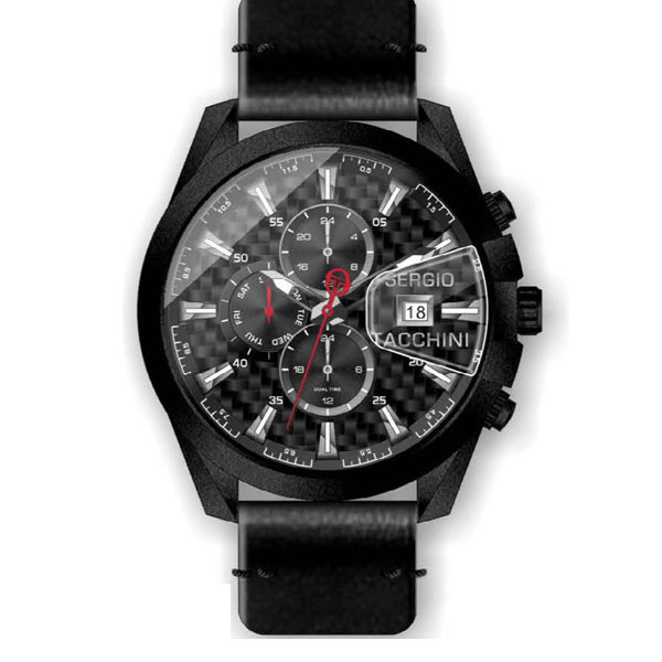 Ανδρικό ρολόι SERGIO TACCHINI με λουράκι ST.1.10049.4
