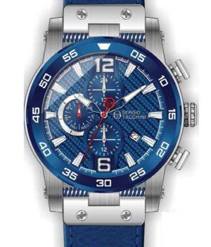 Ανδρικό ρολόι SERGIO TACCHINI με λουράκι ST.1.10057.2