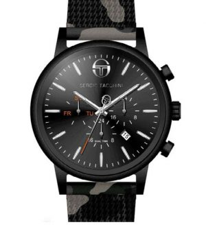 Ανδρικό ρολόι SERGIO TACCHINI με λουράκι ST.1.10085.3