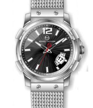 Ανδρικό ρολόι SERGIO TACCHINI με μπρασελέ ST.1.10044.1