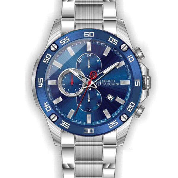 Ανδρικό ρολόι SERGIO TACCHINI με μπρασελέ ST.1.10040.2
