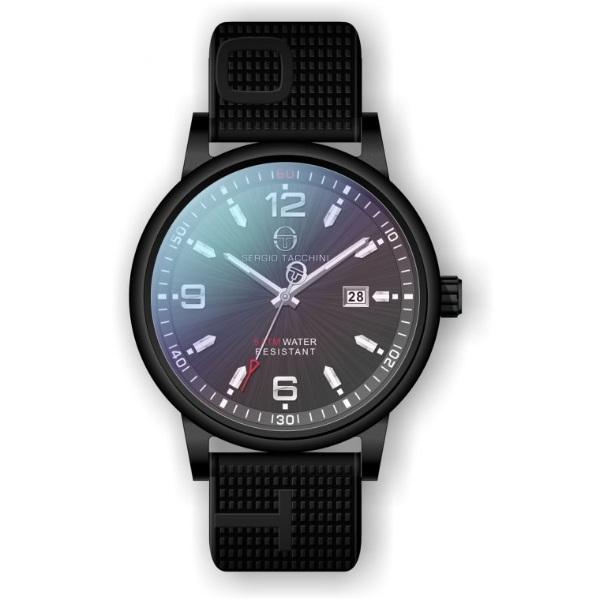 Ανδρικό ρολόι SERGIO TACCHINI με λουράκι st.1.10106-2