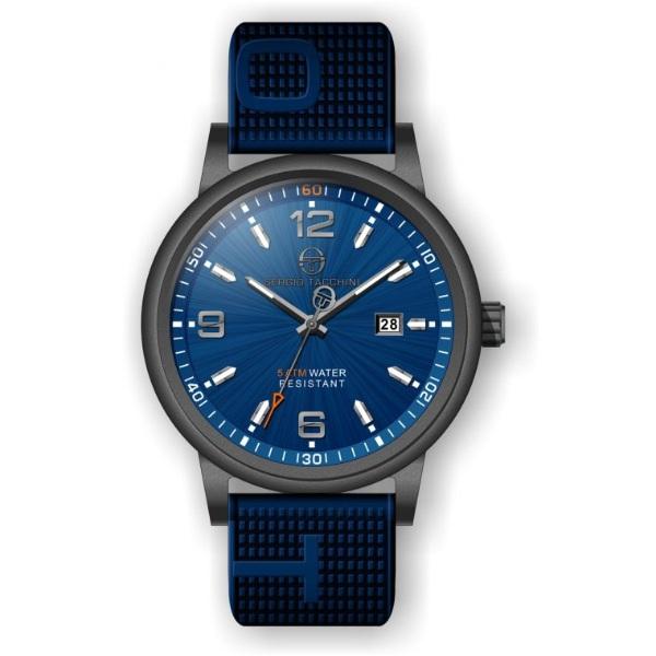Ανδρικό ρολόι SERGIO TACCHINI με λουράκι st.1.10106-3