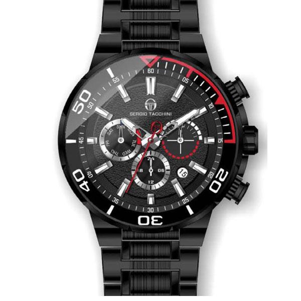 Ανδρικό ρολόι SERGIO TACCHINI με μπρασελέ ST.1.10035.2
