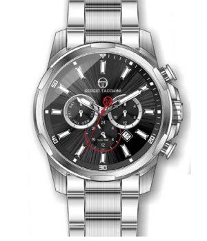 Ανδρικό ρολόι SERGIO TACCHINI με μπρασελέ ST.1.10069.1
