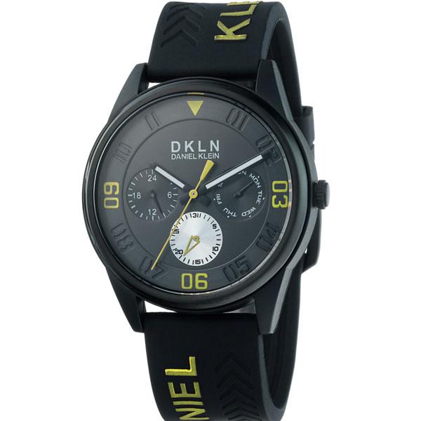 Ανδρικό ρολόι DANIEL KLEIN με λουράκι DK.1.12279-3
