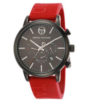 Ανδρικό ρολόι SERGIO TACCHINI με λουράκι ST.1.10081.1