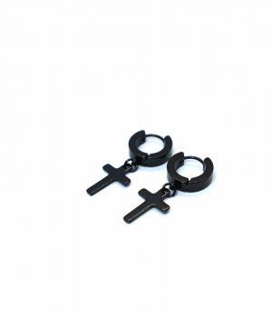 Σκουλαρίκια κρικάκια ''κρεμαστό'' ατσάλι (4,00Χ13mm) HEA699