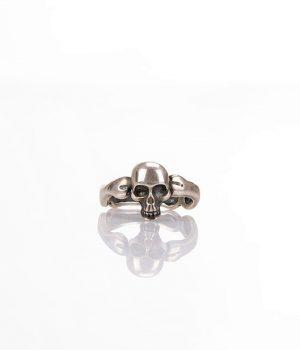 Ανδρικό δαχτυλίδι από ασήμι (925'') R000055